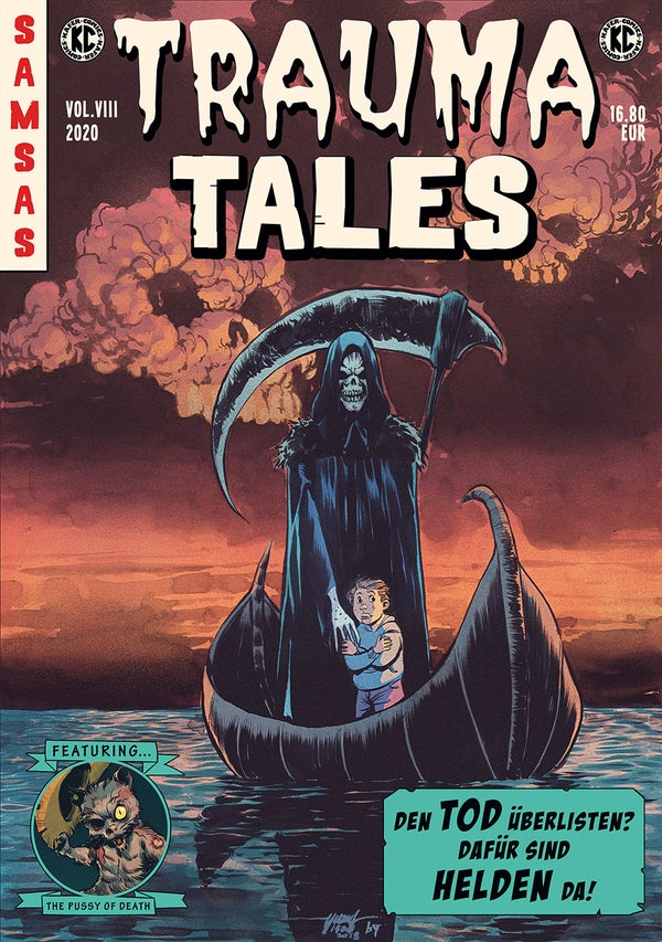 Image of TRAUMA TALES 8
