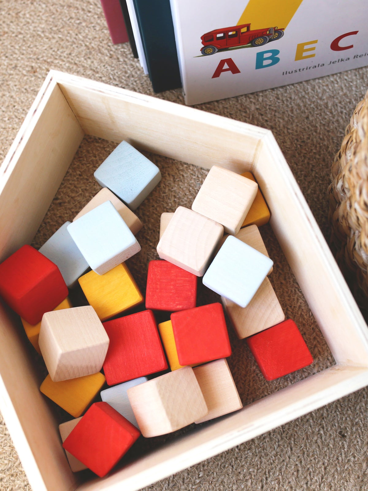 Image of Pino  //  25 kock*blocks (3 cm)