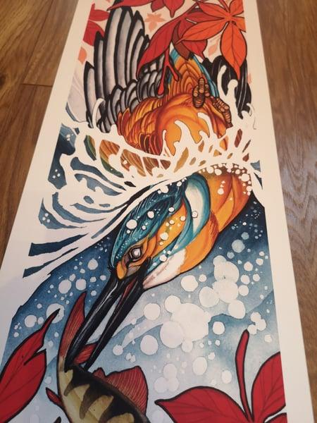 Image of Kingfishing long