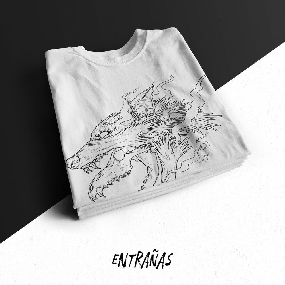 """Image of Camiseta """"Entrañas"""" Unisex"""