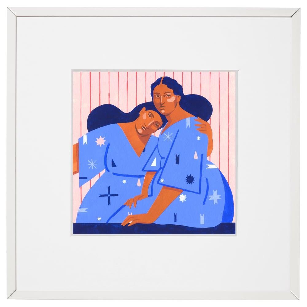 Image of Daughters original painting