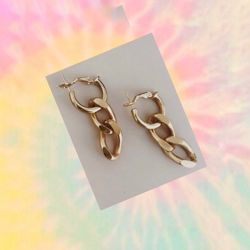 Image of Pendientes Courtney