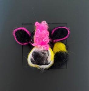 Image of Multicoloured Frisian Cow