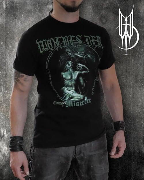 "Image of T-Shirt ""Miserere"""