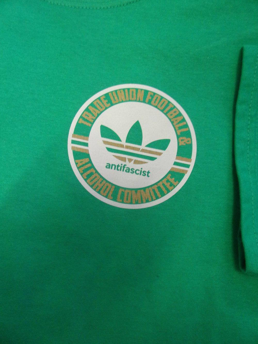 TUFAC Irish Brigade T-shirt