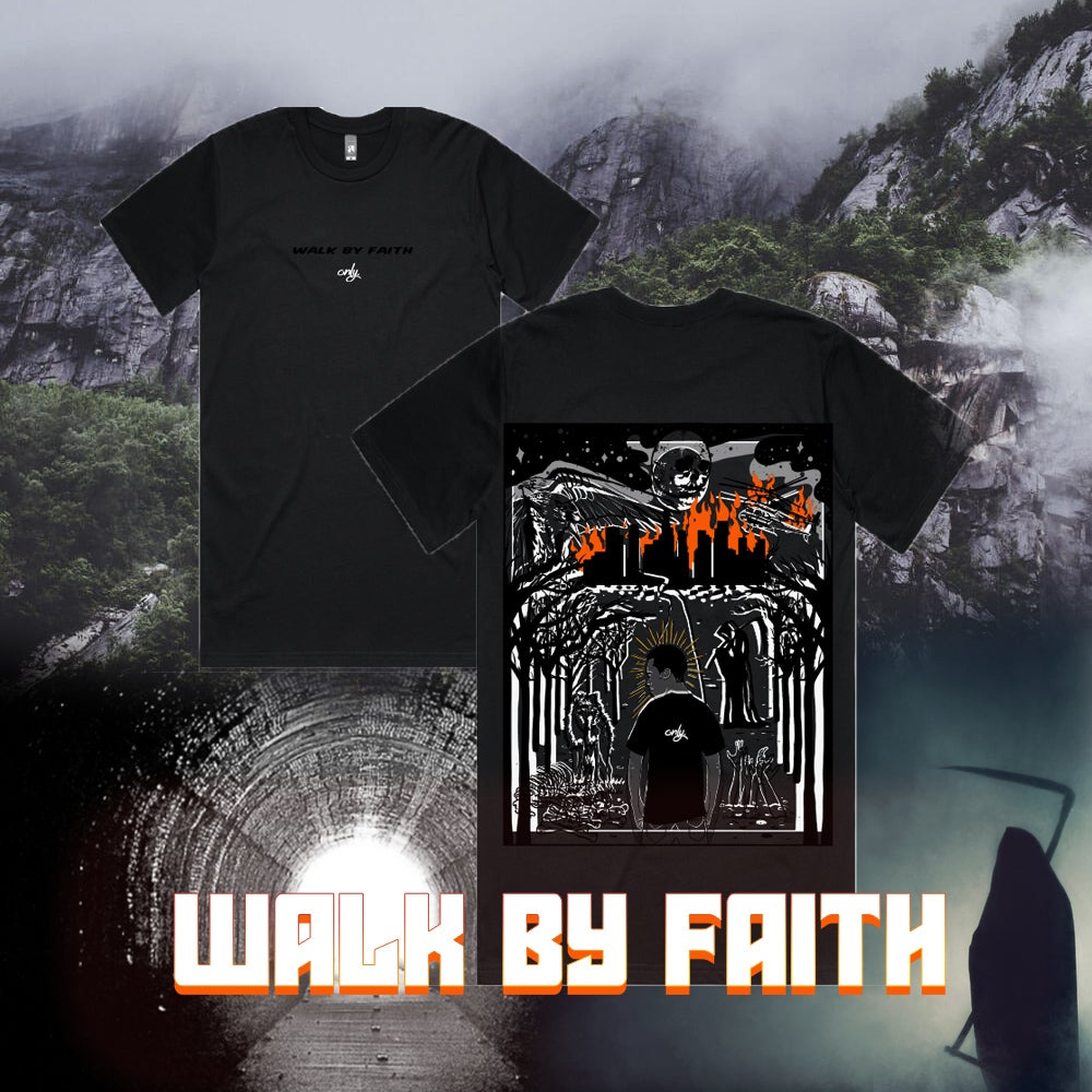 Image of Walk By Faith