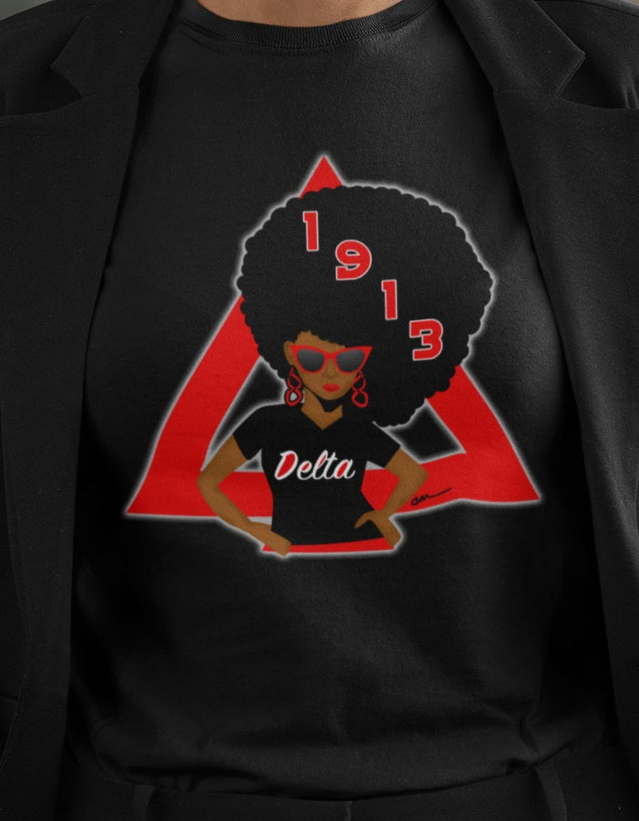 "Image of Delta ""Side Fro"""