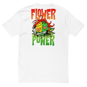 Image of Flower Power Short Sleeve T-shirt