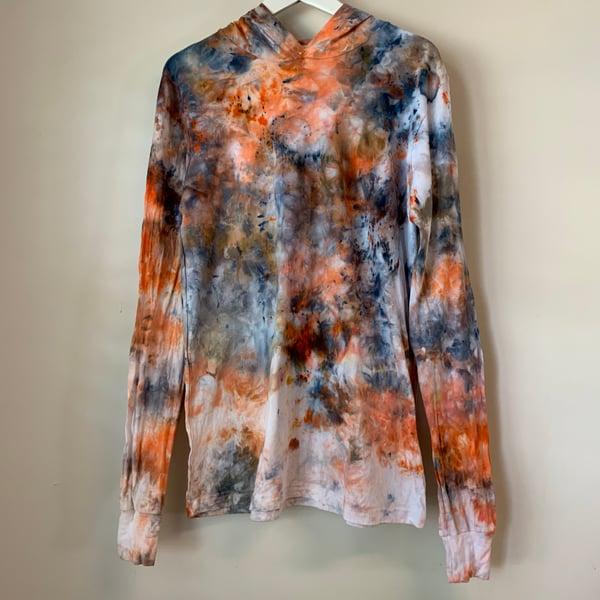 Image of Tie Dye Medium Light Hoodie (Painter's Dream)