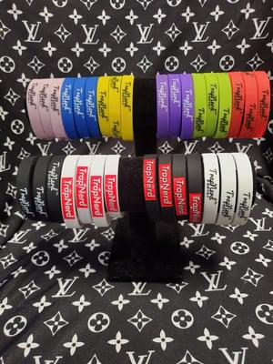 Image of TrapNerd Silicone Wristbands