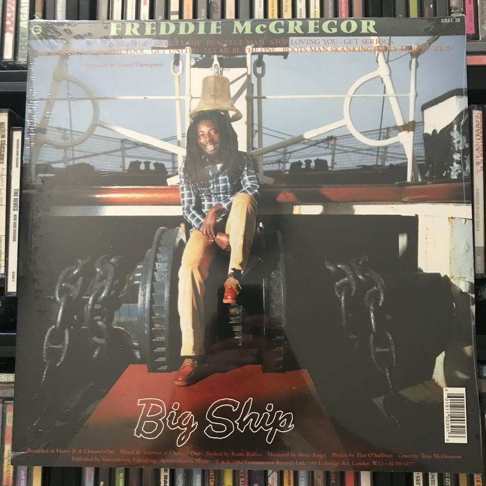 Image of Freddie McGregor - Big Ship Vinyl LP