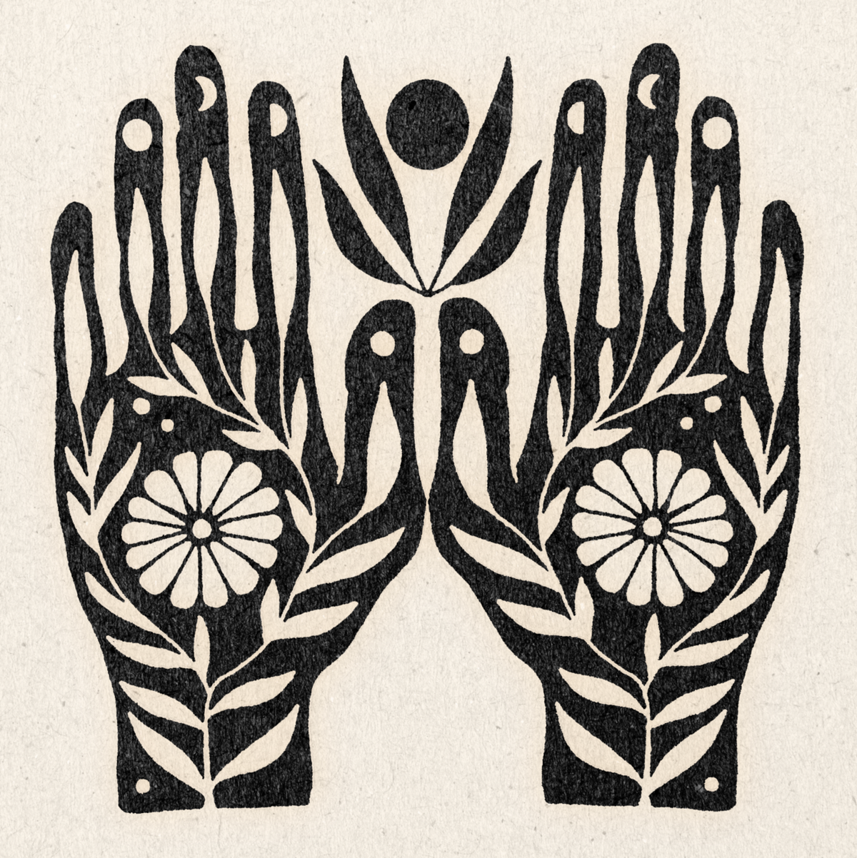 Image of Growth In Your Hands Print