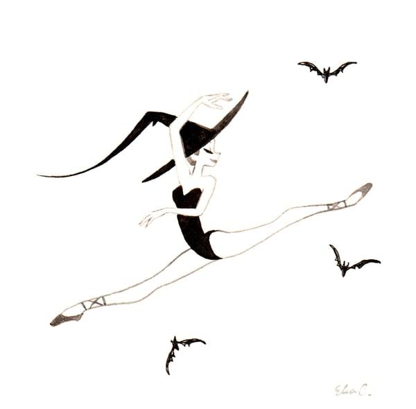Image of Ballerina Witch 3 [Original]