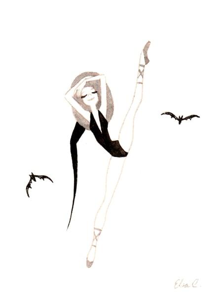 Image of Ballerina Witch 4 [Original]
