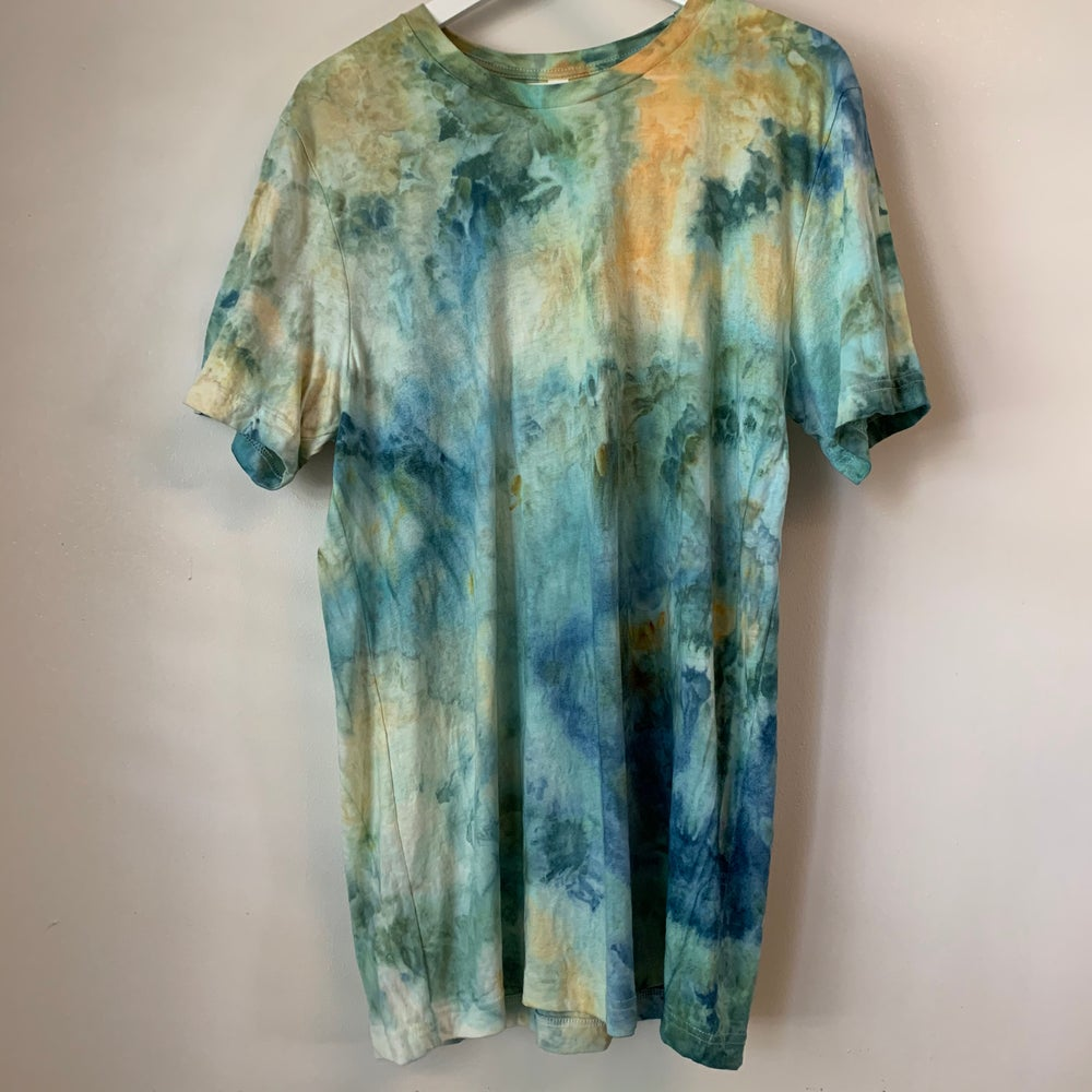Image of Tie Dye Large 1 of 1 (Emerald)
