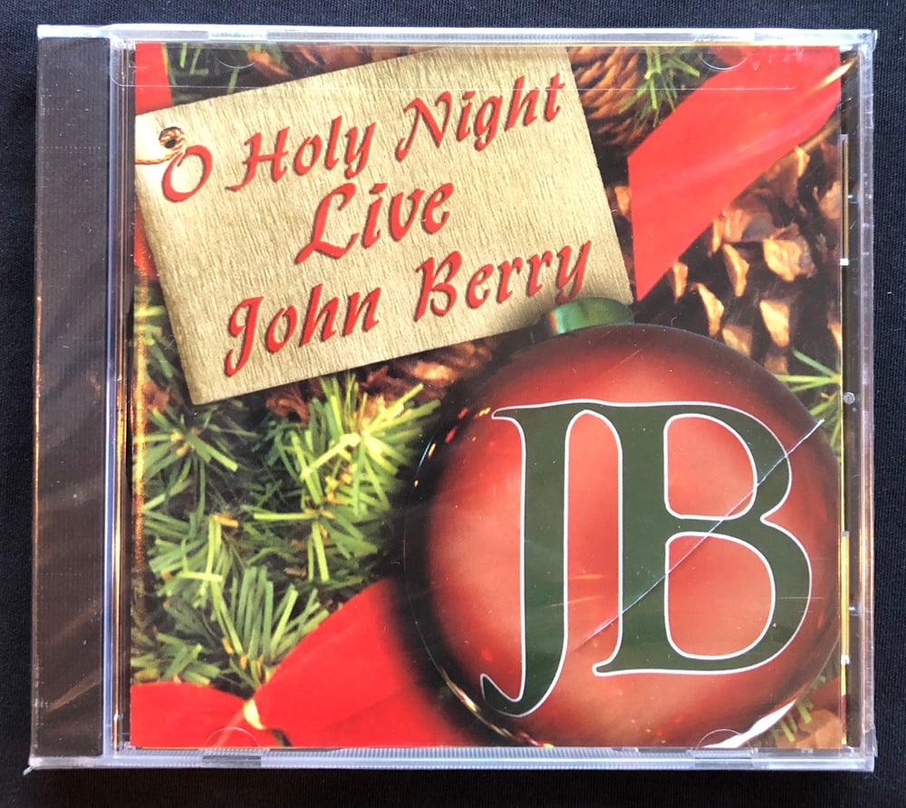 Image of Damaged CD Case - O Holy Night (2008)