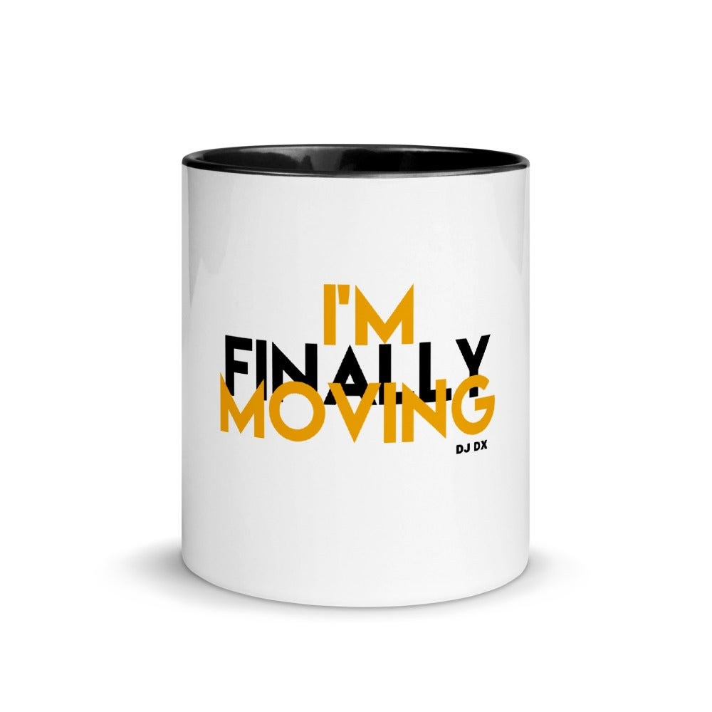 Image of I'm Finally Moving Mug