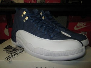 "Image of Air Jordan XII (12) Retro ""Indigo"""