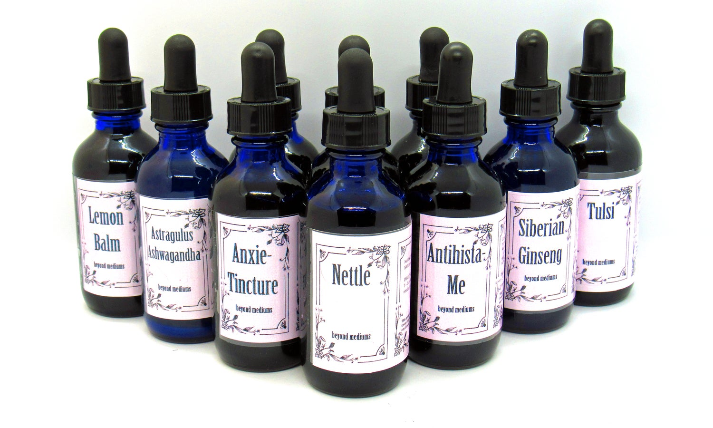 Image of Organic Tinctures