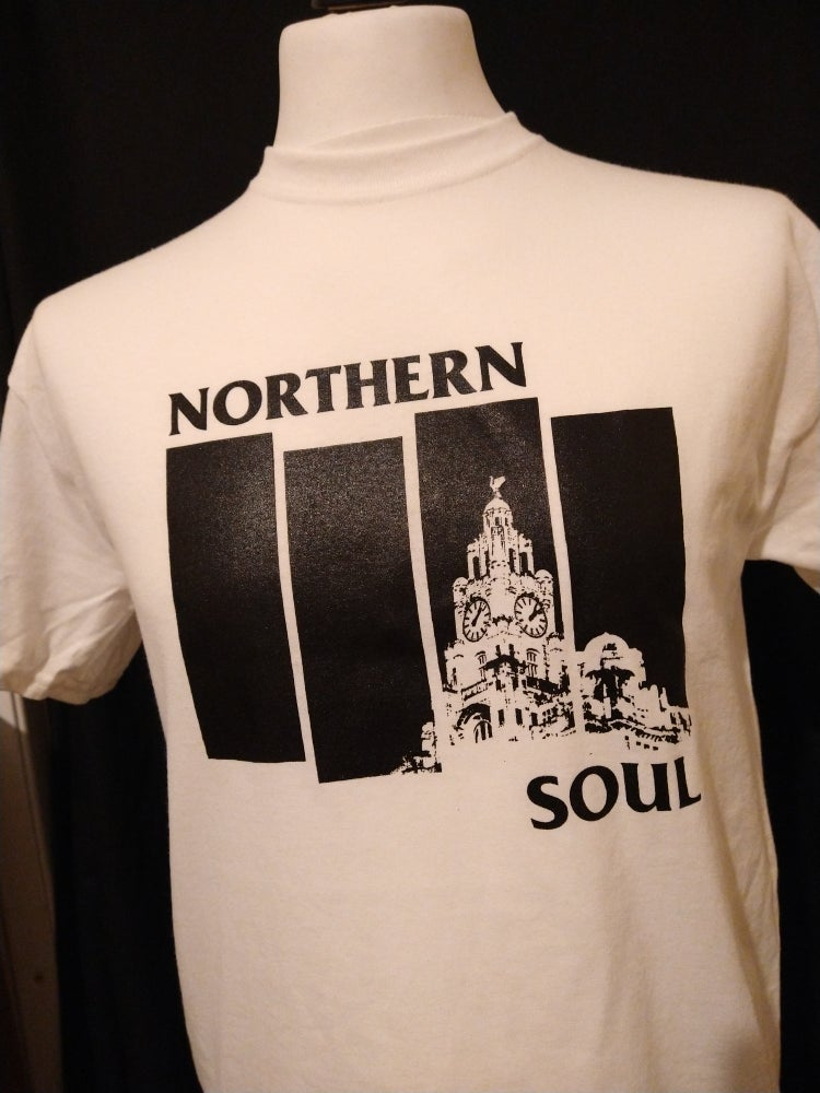Image of Northern Soul Bars T shirt