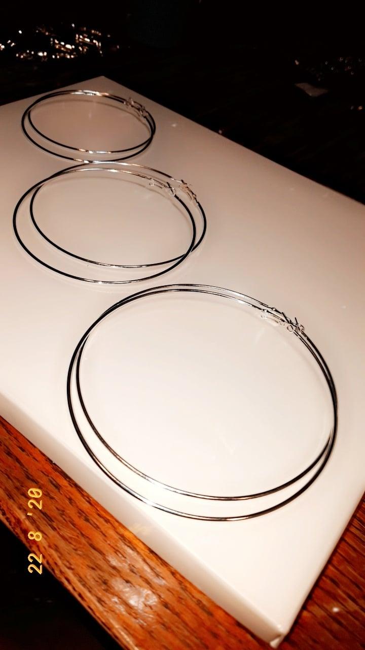 DoLL Earring Hoop Set
