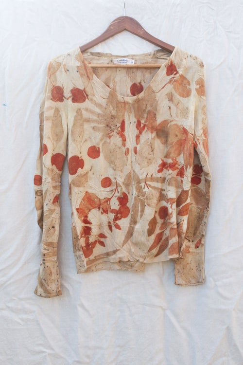 Image of Eco Dyed Jumper ~ Medium