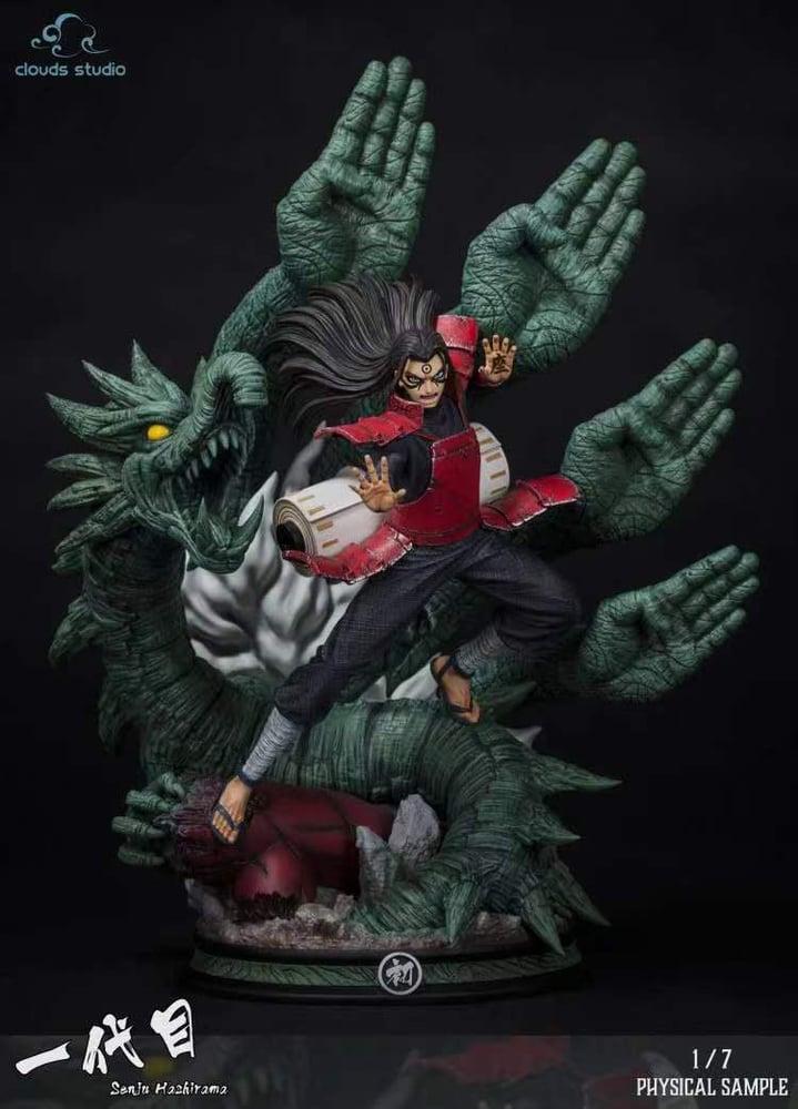 Image of [Pre-Order]Naruto Clouds Studio Hashirama 1:7 Resin Statue