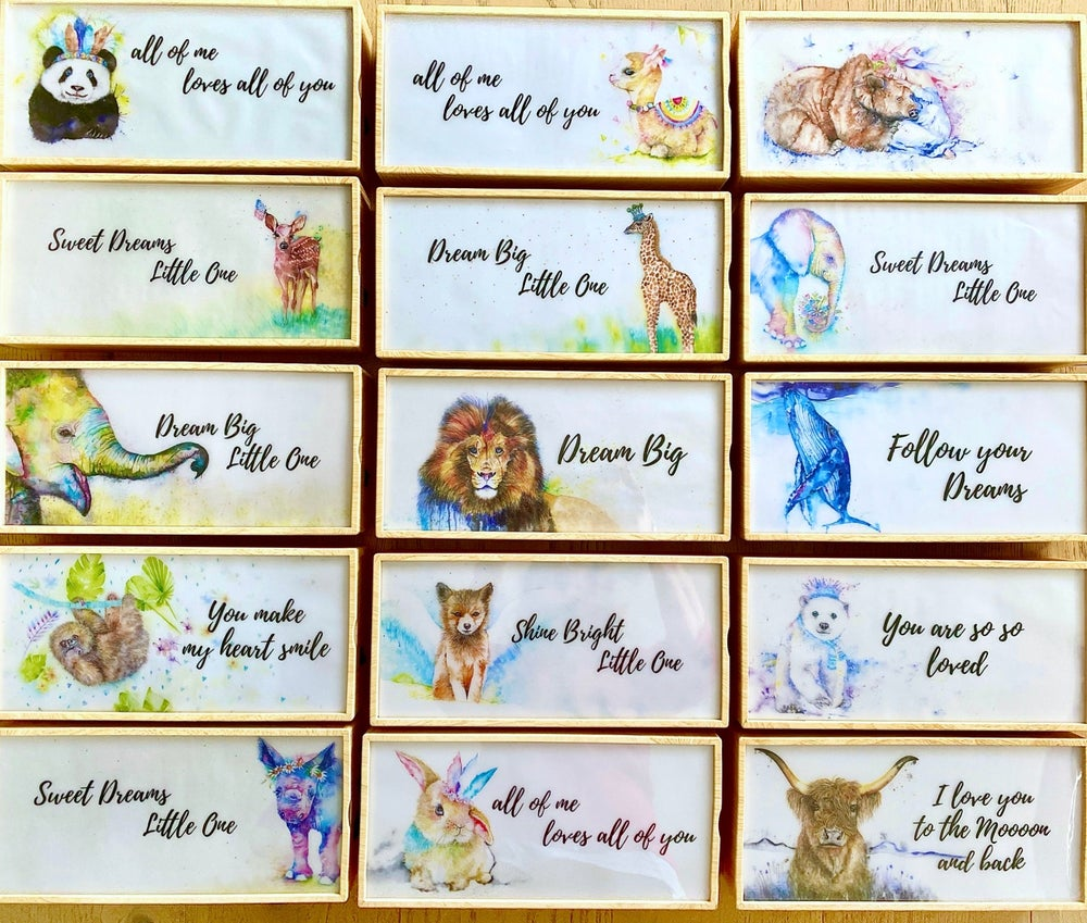 Image of Night light boxes  -FREE Shipping within Australia