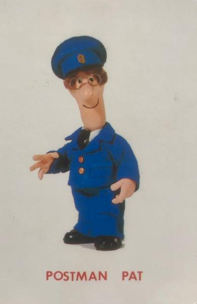 Image of Postman Pat c.1982