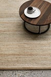 ARMADILLO AND CO DRIFT WEAVE RUG - NATURAL AND WHITE
