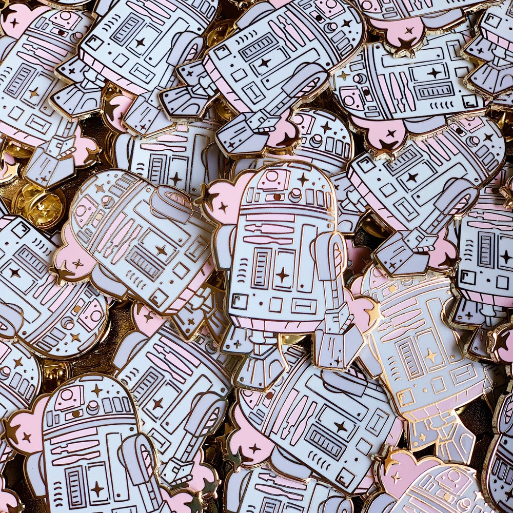 Image of R2D2 Pin