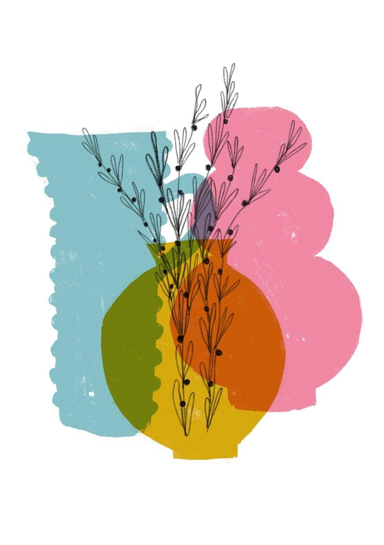 Image of Stilleben - Giclée kunstprint