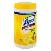 Image of Lysol Disinfecting Wipes (Canister) (Pre-Order)