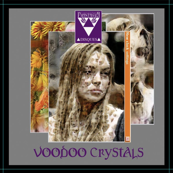 Image of [LIMITED 50] Voodoo Crystals - b l u r r e d CDR + Digital