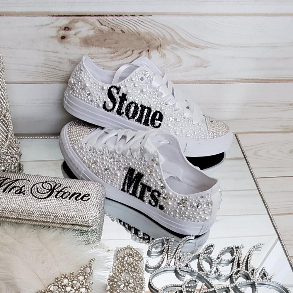 Bling Sneakers