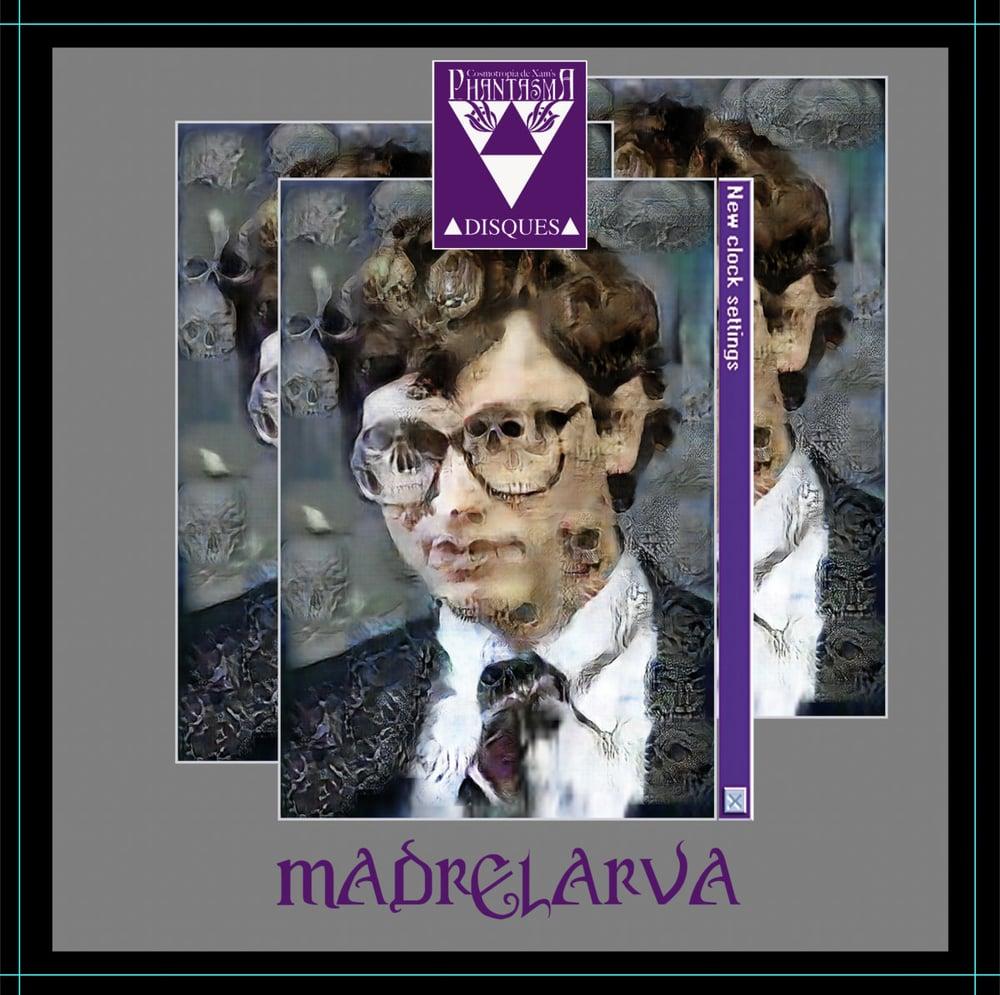 Image of [LIMITED 50] Madrelarva - Donde Yace Todo CDR + Digital