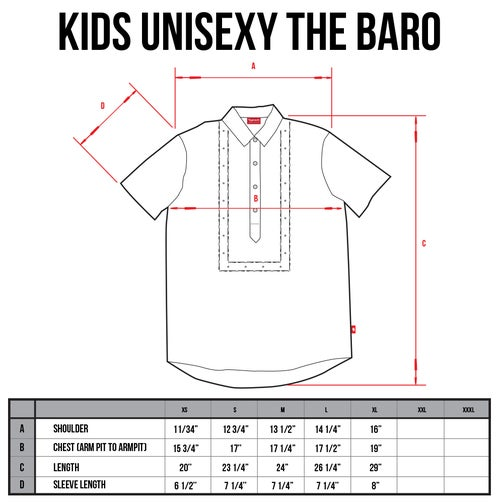 Image of The Baro (Kids) - White