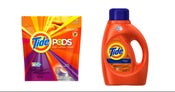 Image of Tide Laundry Products