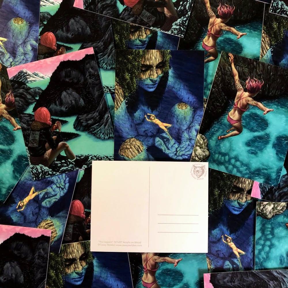 Image of 3 Postcard Pack - USPS Promo