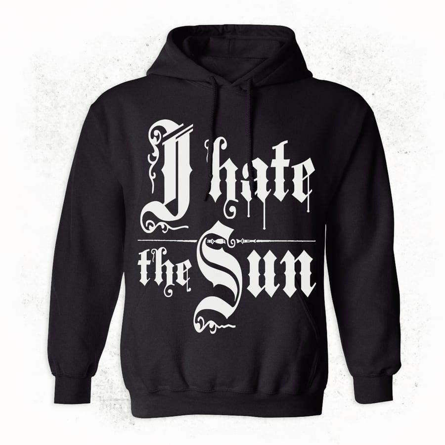 Image of HATE II HOODIE