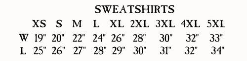 Image of SKELEBAT SWEATSHIRT