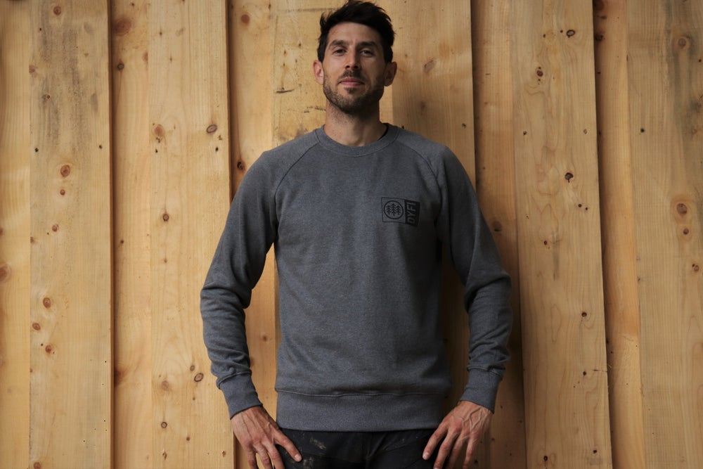 Image of The Grey Dyfi sweat