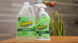 Image of OdoBan Disinfectant Fabric & Air Freshener