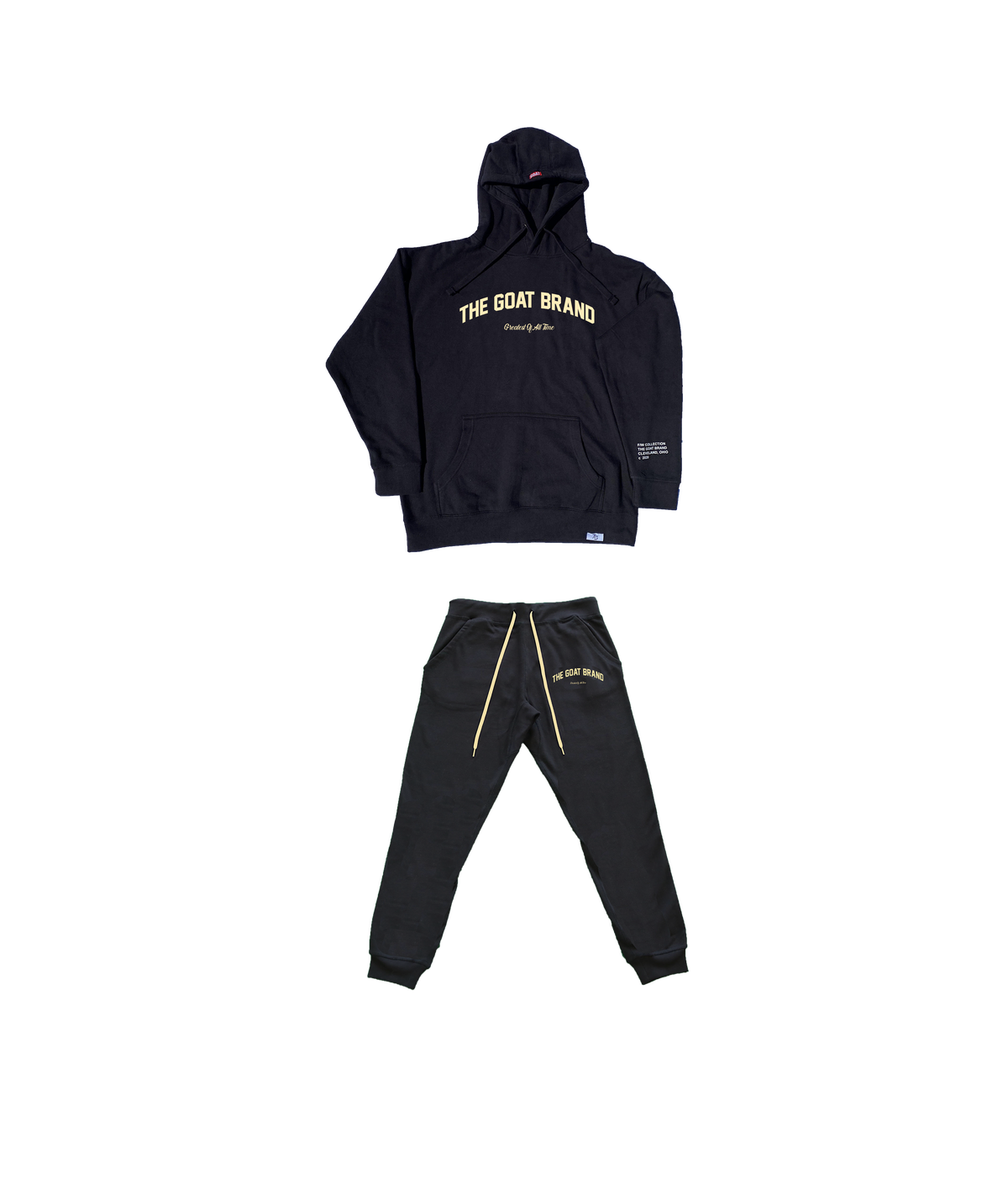 Fall 2020 Black Sweatsuit