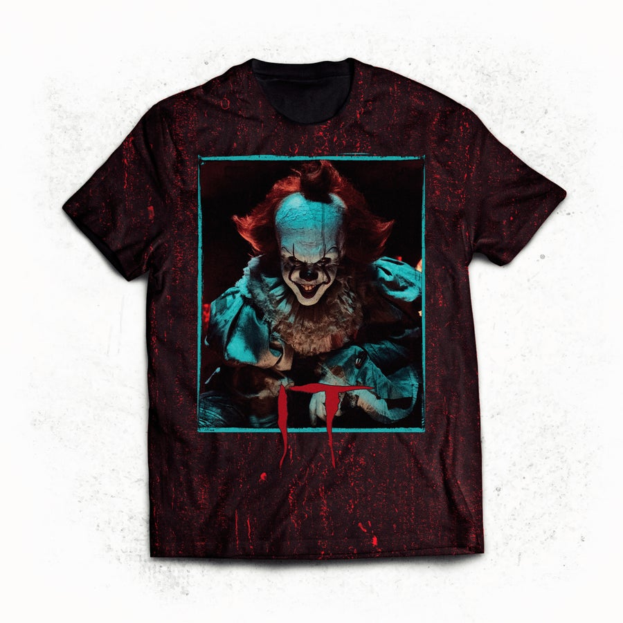 Image of PENNYWISE - DISTRESSED