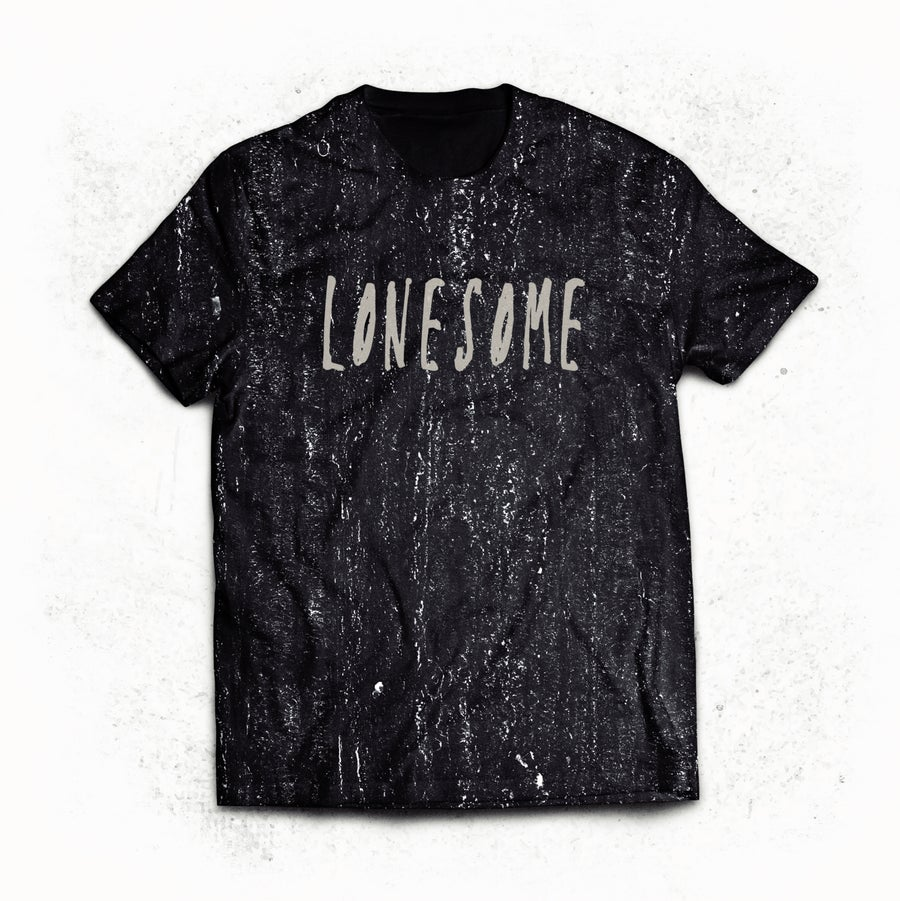 Image of LONESOME - DISTRESSED