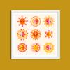 Mr. Golden Sun print