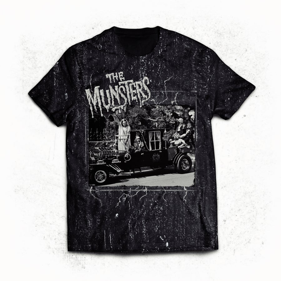 Image of MUNSTERS - DISTRESSED