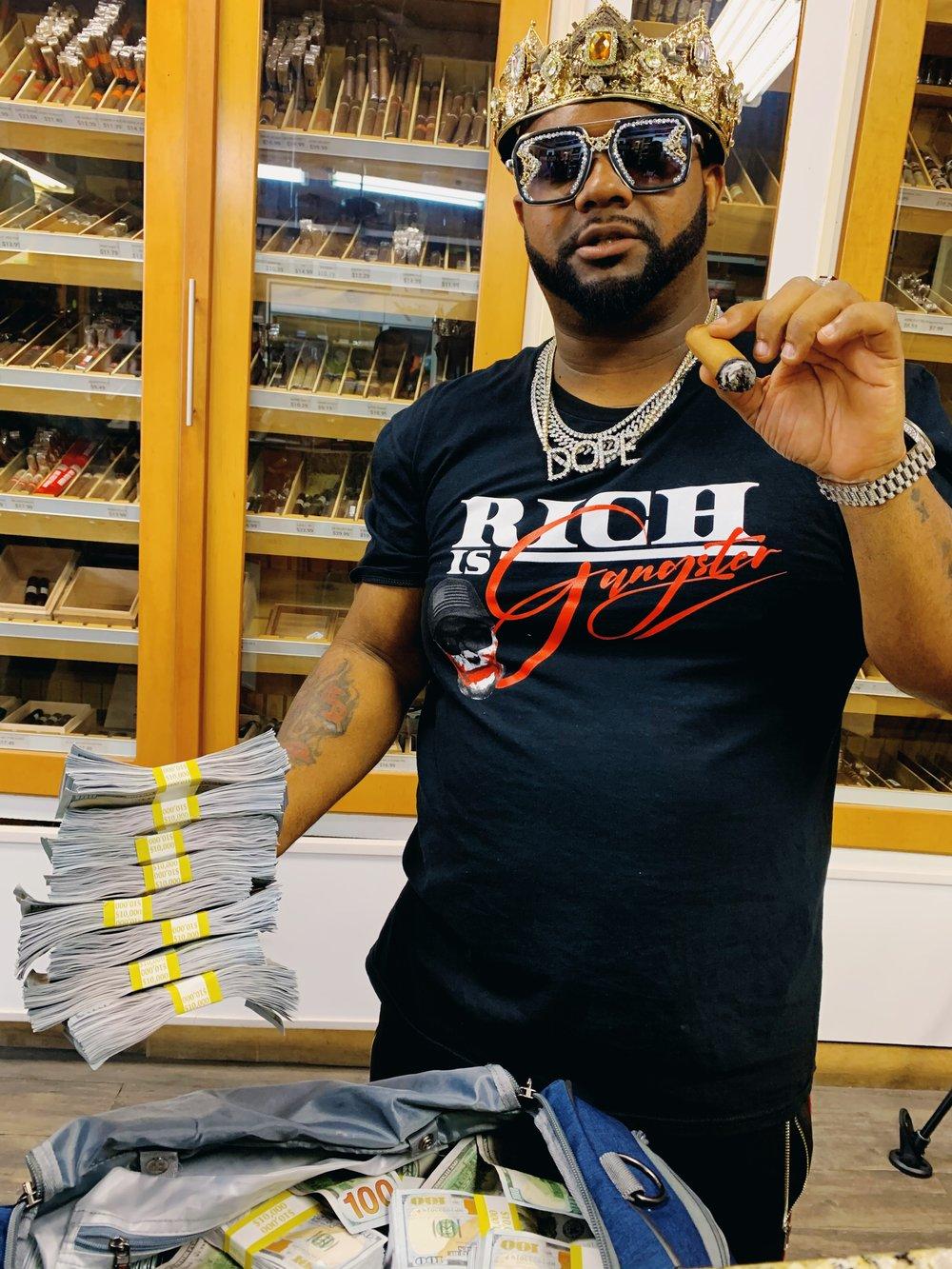 Rich Is Gangsta 💰
