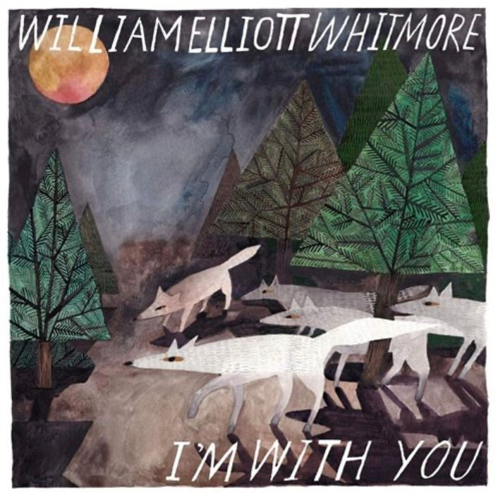 Image of I'm With You (Bloodshot 2020) **CD** PREORDER